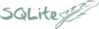 The :en:SQLite logo as of 2007-12-15